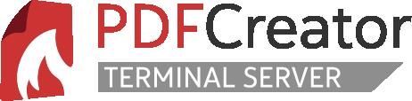 PDFCreator Terminal Server