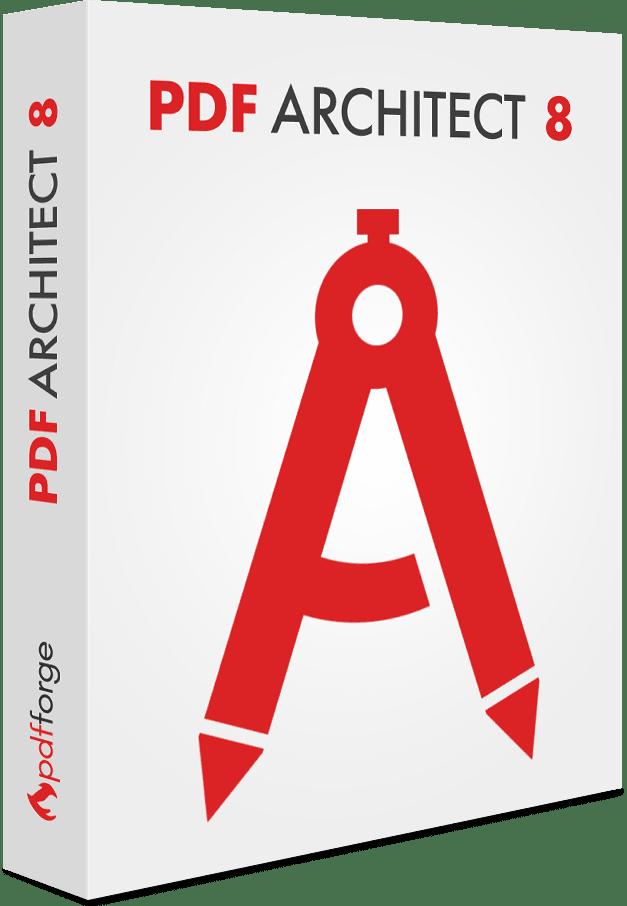 PDFArchitect 7 Boxshot